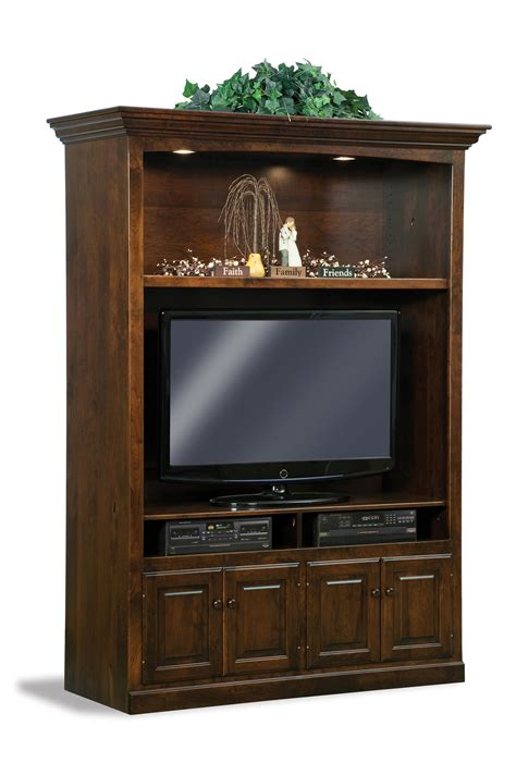 home theater wall unit amish furniture store
