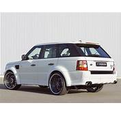 Range Rover Sport Conqueror By Hamann  Car Tuning And