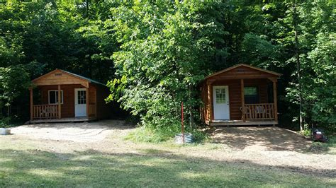 Cabins In Traverse City Michigan by Yurts And Cabins Cherry Resort Rv Resort And