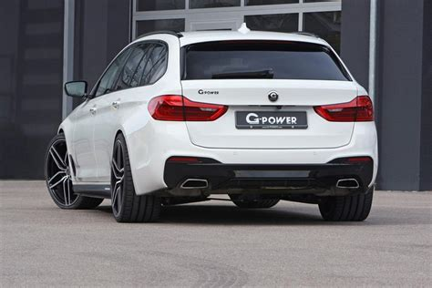Bmw G31 Tieferlegen by 21 Z 246 Ller 400 Ps Am G Power Bmw 540i Xdrive G31