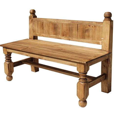 pine benches rustic pine collection extra largelyon bench ban105c