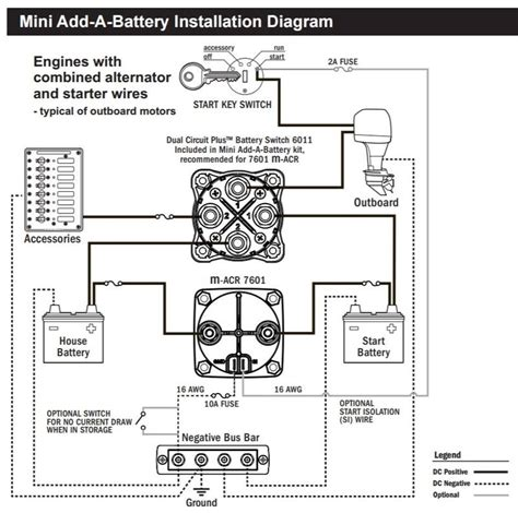 blue sea add a battery wiring diagram blue sea 9001e wiring diagram blue sea 7650 installation
