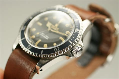 Rolex Submarine Silver Matic 1960 rolex submariner ref 5513 for sale mens