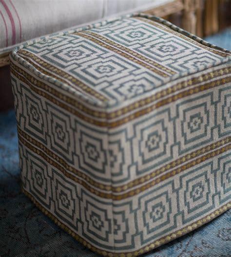 ottoman slipcovers square square ottoman slipcover cedar hill farmhouse