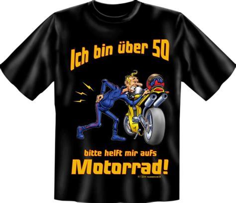 Suche Motorrad Geschenkt by Druck T Shirt Geschenk 50 Geburtstag Motorrad Ebay