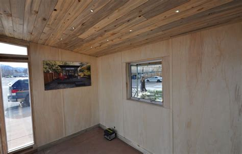 Lining A Shed With Plywood by 17 Best Images About Whole Foods Studio Shed Partner For Earth Month 2014 On Diy