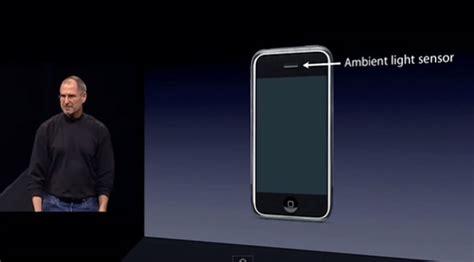 Ambient Light Sensor the new ipod touch lacks auto brightness as apple dropped ambient light sensor