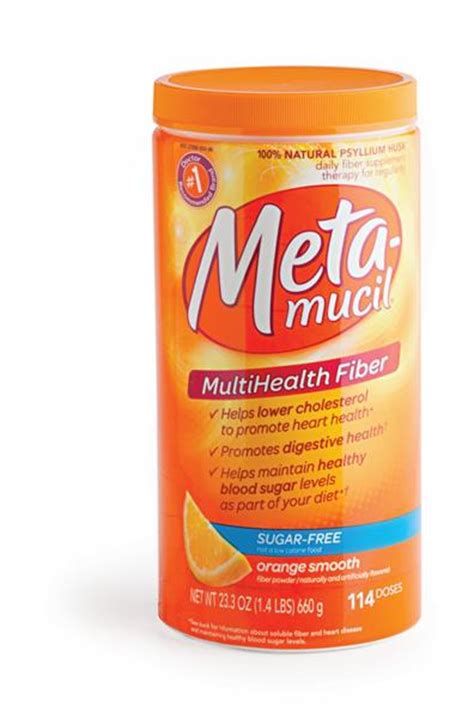 Does Metamucil Help Stools by Metamucil Multi Health Fiber Powder Orange Smooth 114