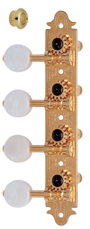 Dryer Kidal Gotoh Gold 4 String Bass Left Handed Tuning Machine bass and guitar parts kg guitars e shop