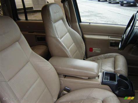 94 Ford Explorer Interior by 1994 Cayman Green Metallic Ford Explorer Eddie Bauer 4x4