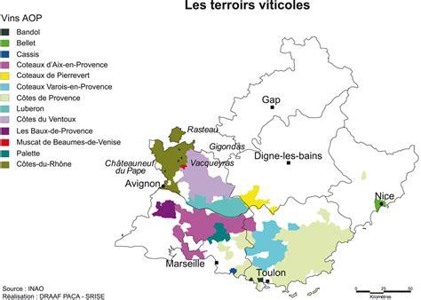 chambre d agriculture vaucluse description de la viticulture en paca provence alpes