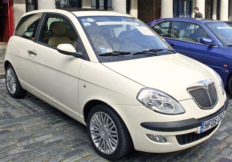 Lancia Y 2011 by Lancia Ypsilon 2003