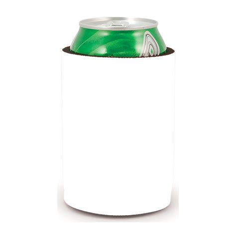 koozie template blank thick neoprene can coolie wholesale coolies