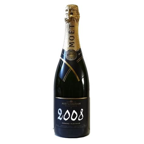 chagne mo 235 t chandon grand vintage 2008 75cl