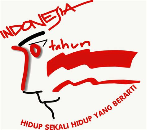 kemerdekaan indonesia margarina yang