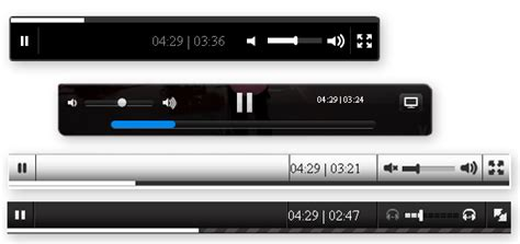 Html5 Player Template by Html5 Player Extensions Dmxzone