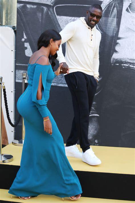 British Poweruple Idris Elba And Sabrina D Re