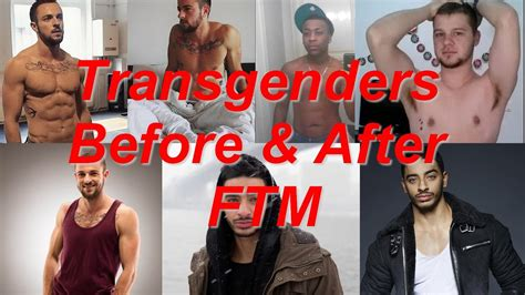 before and after mtf and ftm transgender youtube top 10 ftm transgender before and after transsingle