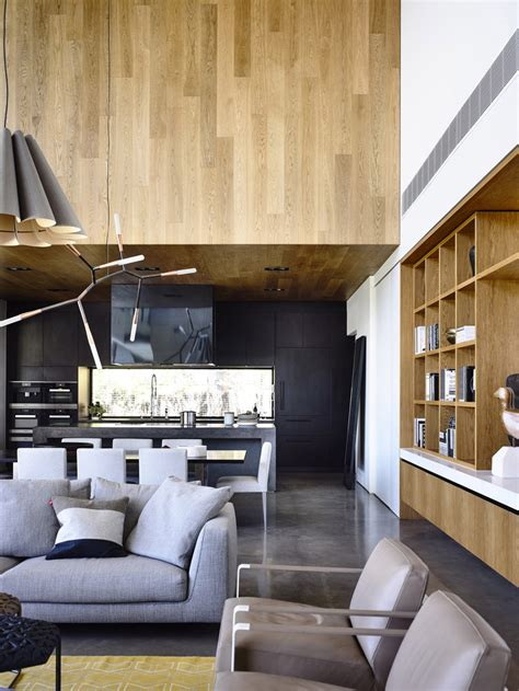 home interior designers melbourne concrete house by matt gibson architecture in melbourne australia