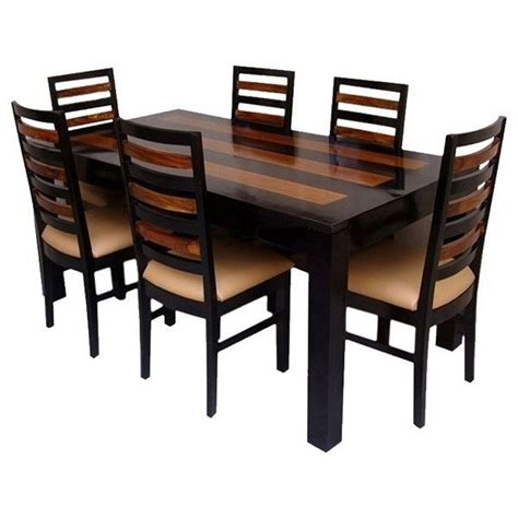 B Q Bistro Table And Chairs European 6 Seater Dining Set Buy European 6 Seater Dining Set At Best Prices In India