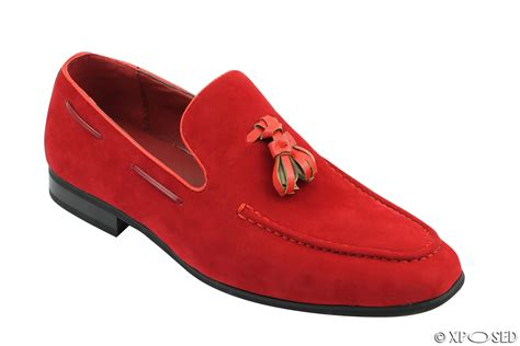 tassel loafers singapore new mens faux suede leather tassel loafers smart driving