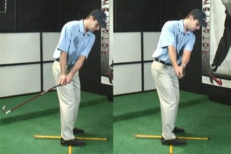 golf swing takeaway 4 square drill for an on plane golf takeaway and backswing