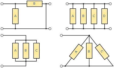 resistor parallel value resistors in parallel