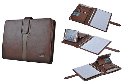 professional leather binders professional leather 3 ring binder portfolio for mini 4 and letter paper