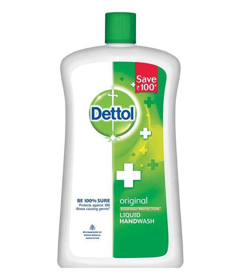 dettol original liquid soap jar 900 ml buy dettol