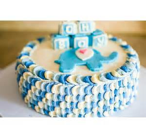 blue baby shower blue baby shower cake