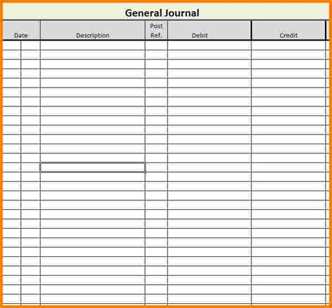 accounting journal entry template the gallery for gt free printable raffle ticket template