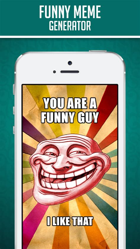 Custom Meme Maker - funny insta meme generator make custom memes with lol