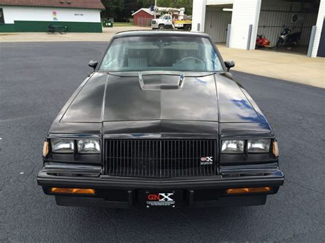 buick regal gnx 1987 buick gnx for sale