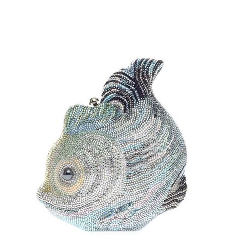 Judith Leiber Coin Purse Miniaudiere by Judith Leiber Fish Minaudiere Small At 1stdibs