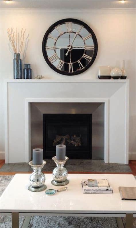 best 25 modern fireplace decor ideas on