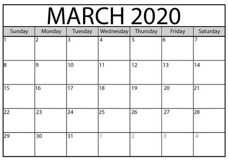 march calendar  usa festivals holidays calendar printables