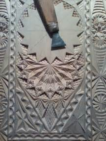chip carving ideas  pinterest carving wood
