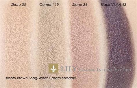 Brown Shore 1000 images about makeup swatches vol iv on