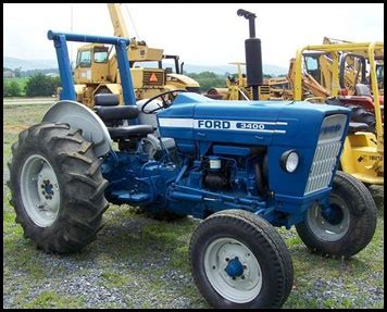 Ford 3400 Tractor Ford 3400 Tractor Attachments Specs