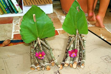 nature craft projects nature crafts for summer mummy alarm