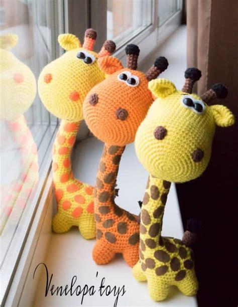 pattern for amigurumi giraffe crochet giraffe the cutest ideas ever the whoot