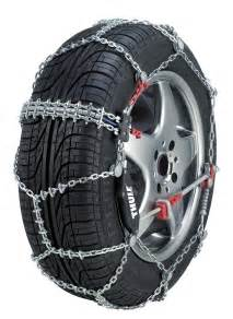 Car Tires For Snow Thule Self Tensioning Snow Tire Chains Pattern