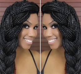 what of hair to use for box braids box braids hairstyles tutorials hair to use pictures care