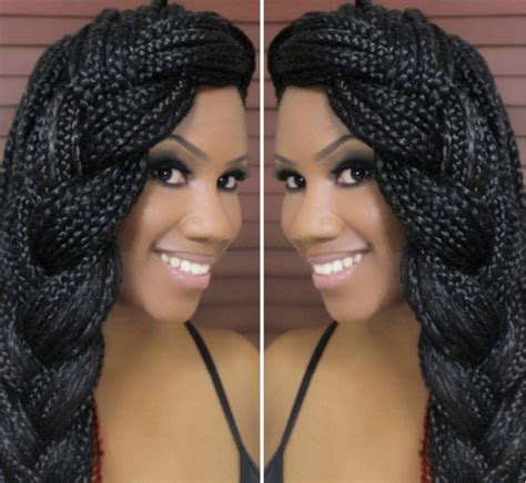 different hairstyles for box braids african american box braids hairstyles