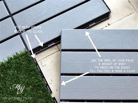 Runnen Ikea by Review Ikea Runnen Decking Light Grey Artificial Grass