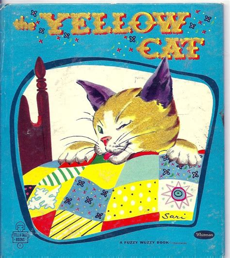 the yellow shirt other tales books children s 1950 s tell a tale book the yellow cat