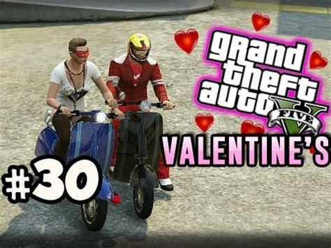 gta valentines faggio crew grand theft auto 5 s day w