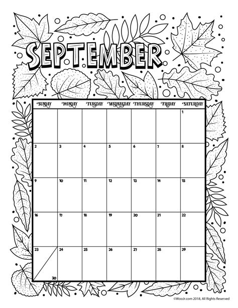 printable calendar 2018 to color calendar coloring pages 2017 coloring pages ideas