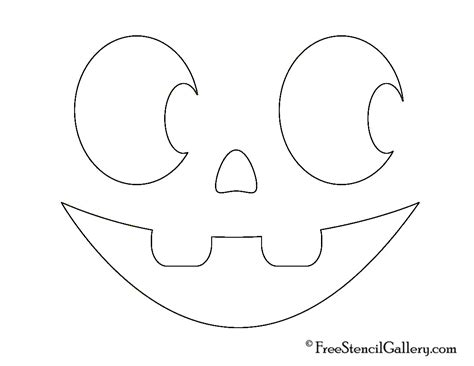 jackolantern templates o lantern faces printable my