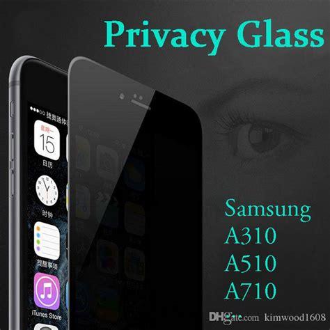 Samsung A5 2017 Tempered Glass Anti Spyscreen Protectorantigores Kac best privacy tempered glass for samsung a3 a5 a7 2016 2017 a510 a710 g530 i9082 asus zenfone 5